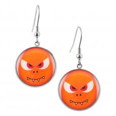 Round Earrings - Pokémon - Charmander