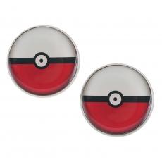 Velké náušnice pecky - Pokémon - Pokébal
