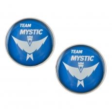 Velké náušnice pecky - Pokémon - Team Mystic