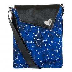 Černá taška Dafné -  Souhvězdí