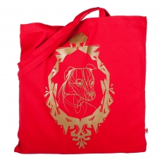 Plátěná taška -  Golden Dog