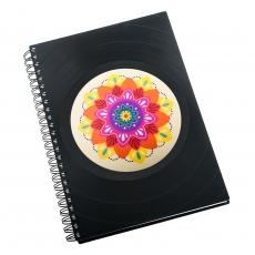 Diář 2017 - Mandala barevná