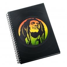 Diář 2017 - Bob Marley