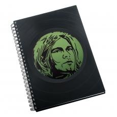 Diář 2017 - Kurt Cobain