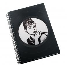 Diář 2017 - Audrey Hepburn