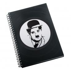 Diář 2017 - Charlie Chaplin