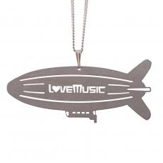 Ocelový náhrdelník - Vzducholoď