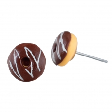 3D pecky -  Čokoládový donut