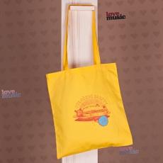 Plátěná taška - Odložené bagety
