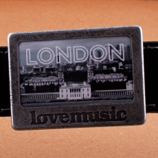 Opasková spona - 4 cm -  London