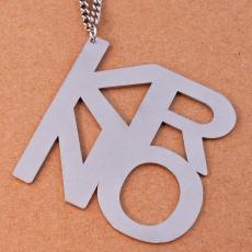 Ocelový náhrdelník - Krno