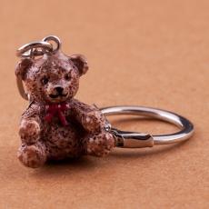 Klíčenka 3D -  Medvídek