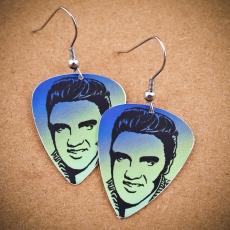 Trsátkové náušnice - Elvis Presley