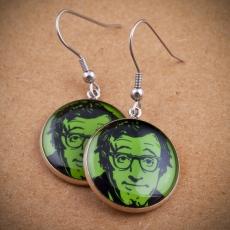 Kulaté náušnice -  Woody Allen