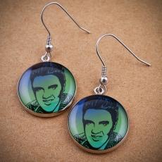 Kulaté náušnice -  Elvis Presley