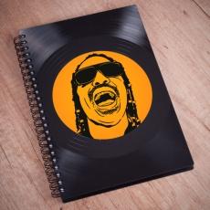 Diář 2017 - Stevie Wonder