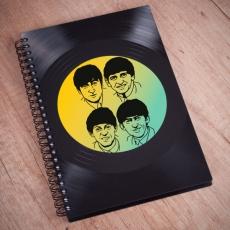 Diář 2017 - The Beatles